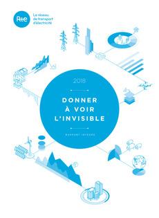 """Couverture - """"Rapport intégré 2018"""""""